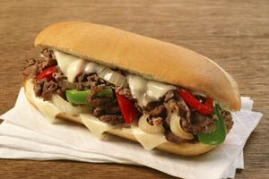Cheese Steak Sub