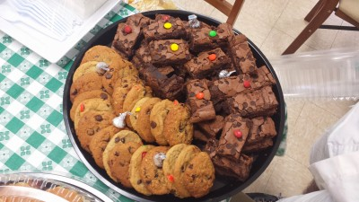 Cookie & Brownie Platter